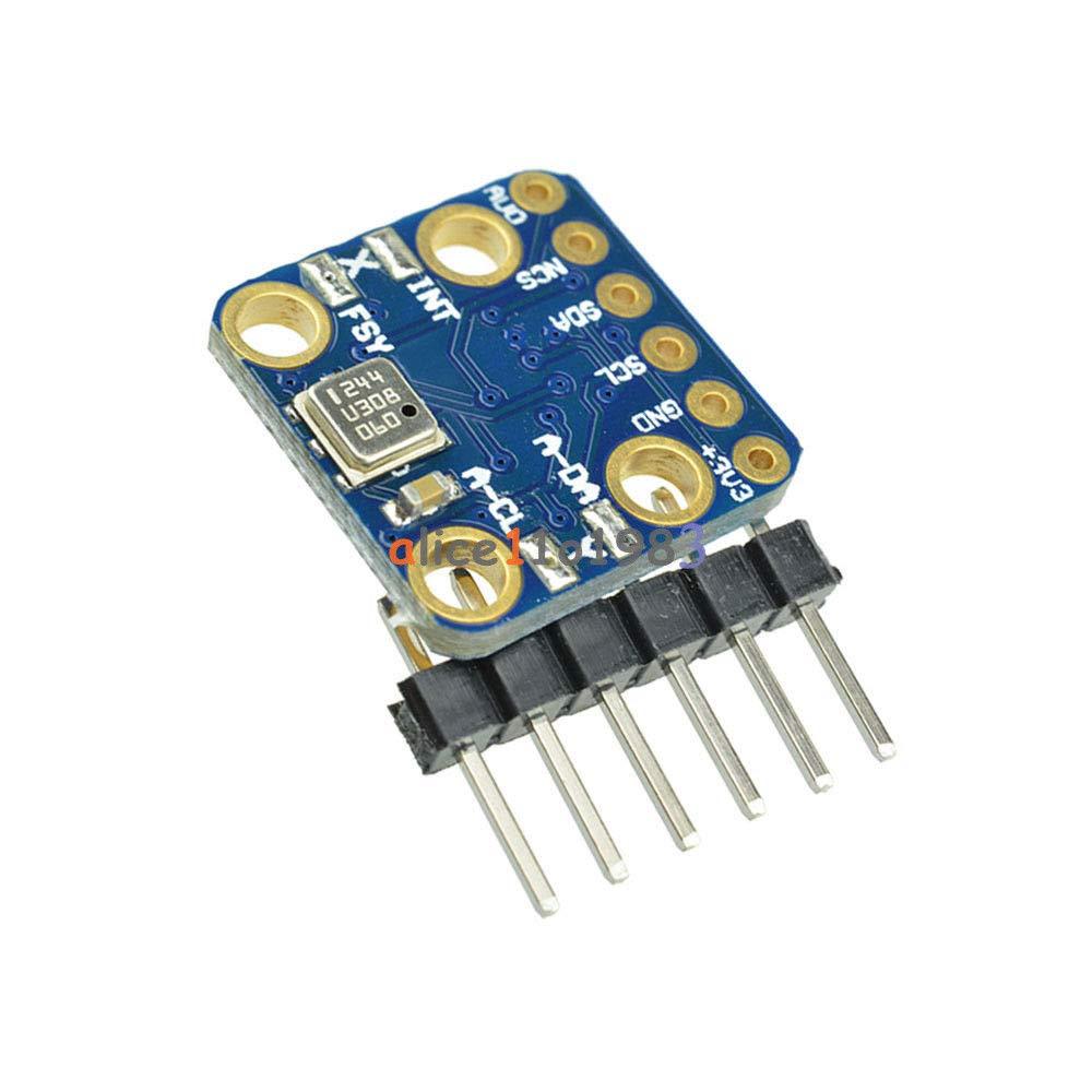 FidgetGear Digital 9 Axis 10DOF MPU9250+BMP180 Gyro Acceleration Barometer Sensor Module
