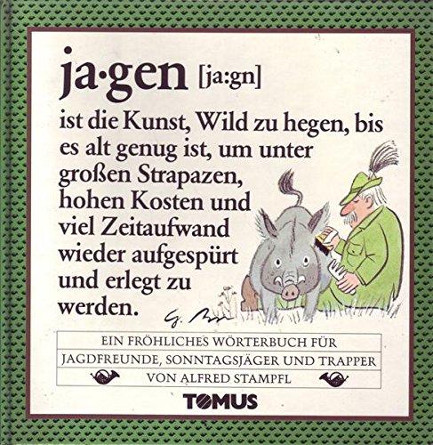 Jagen  Tomus   Die Fröhlichen Wörterbücher
