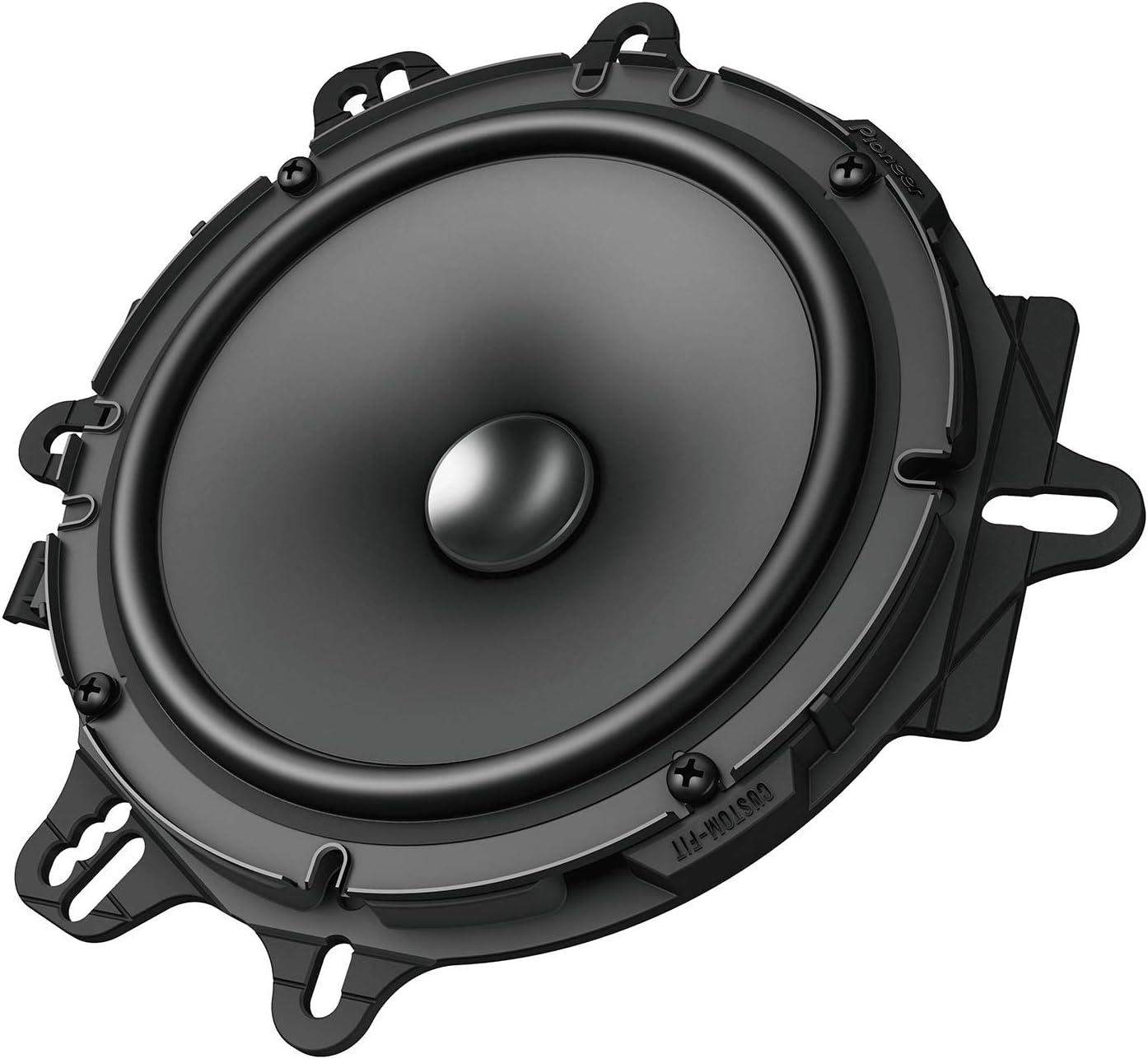 PIONEER TS-A1600C 80 W RMS//350 W MAX Altavoces de 2 v/ías para FIAT Ducato//Citroen Jumper//Peugeot Boxer