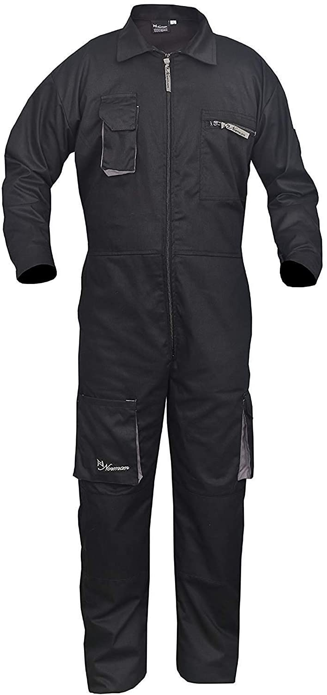 Work Wear Mens Overalls Boiler Suit Coveralls Mechanics Boiler suit Protective