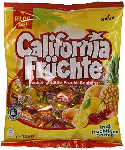 Storck California Früchte, 5er Pack (5 x 425 g)