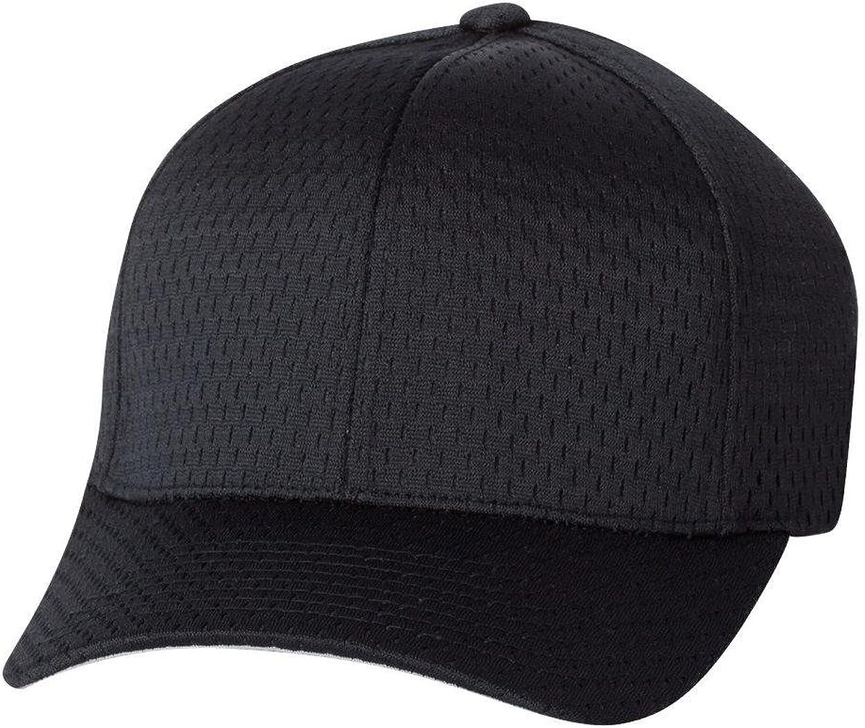 Flexfit 6777 - Athletic Mesh Cap Black