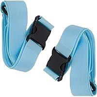 BlueCosto 2X Azul Correas para Equipaje Maleta Accessorios