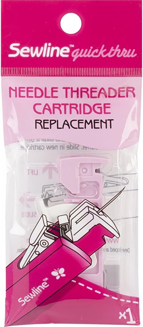 Sewline Sure Guide Needle Threader-For Sizes 9//12