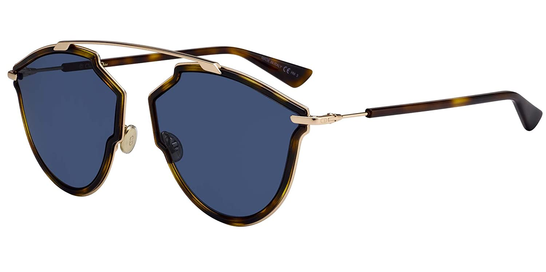 Gafas de Sol Dior DIOR SO REAL RISE DARK HAVANA/BLUE unisex ...