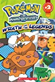 Pokemon Comic Reader #2: Wrath of the Legends (Pokémon Comic Readers)