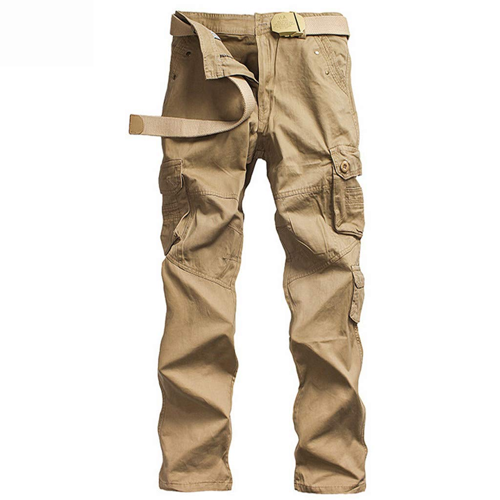 62434d881 Amazon.com  Allywit Men s Casual Cargo Pants Military Army Camo Combat  Camouflage Work Pants Big and Tall  Electronics