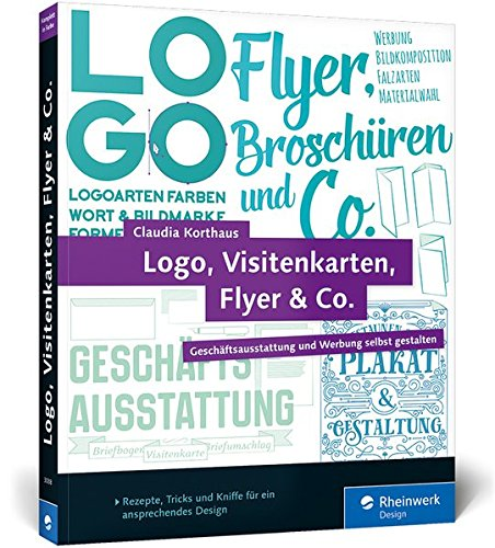 Logo Visitenkarten Flyer Co 9783836230384 Amazon Com