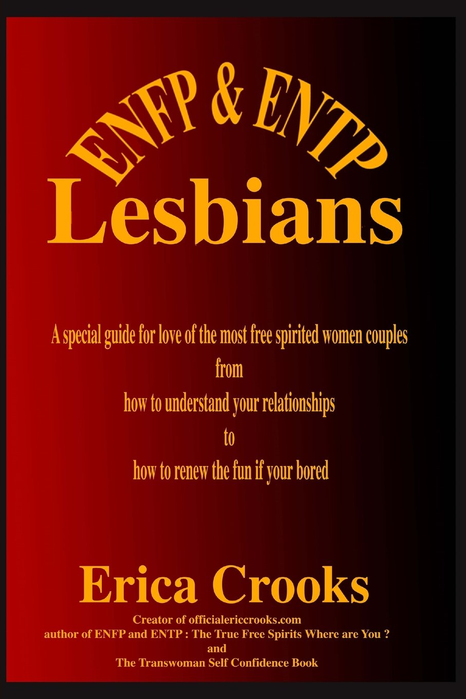 ENFP and ENTP Lesbians: A special guide for love of the most