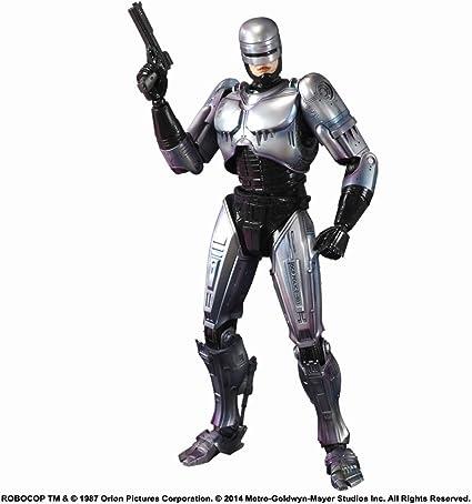 Amazon Com Square Enix Robocop Play Arts Kai Kai Robocop Japan Import Toys Games