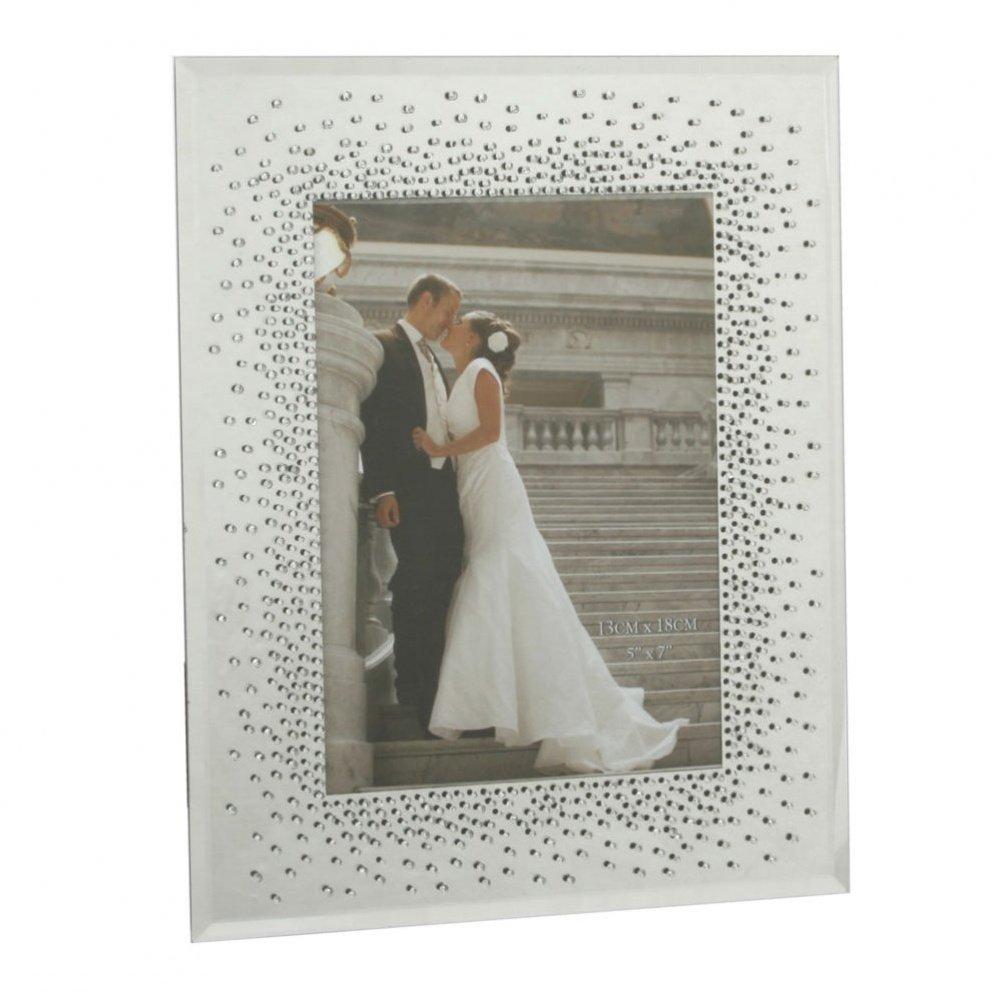 Amazon widdop juliana wedding mirror frame starburst amazon widdop juliana wedding mirror frame starburst crystals 4x6 inch jeuxipadfo Gallery