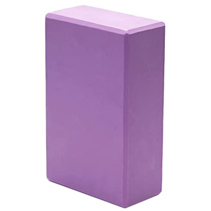 Amazon.com : High Density Comfortable EVA Foam Yoga Blocks ...