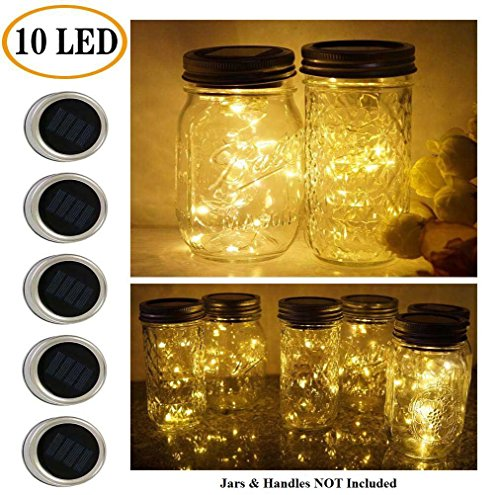 Sun Jar Led Light - 5