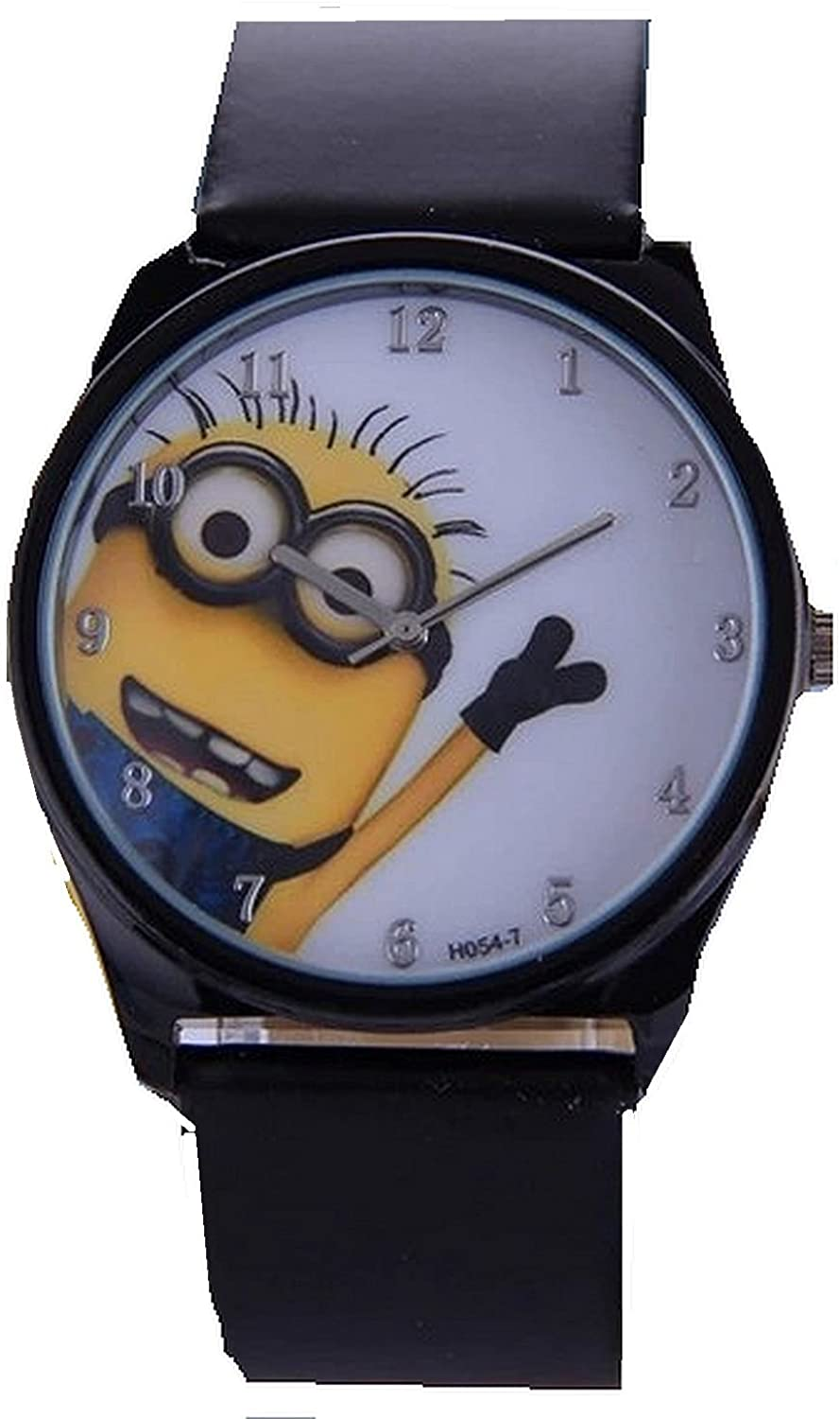 1 X DESPICABLE ME MINION WRISTBAND WRITING BRAND NEW GREAT GIFT FREE P/&P