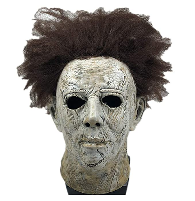 Yacn Movie Halloween 2018 Zombie New Michael Myers Overhead ...