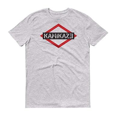 4ad381bddc02c Eminem Kamikaze Diamond Logo T Shirt Killshot Grey
