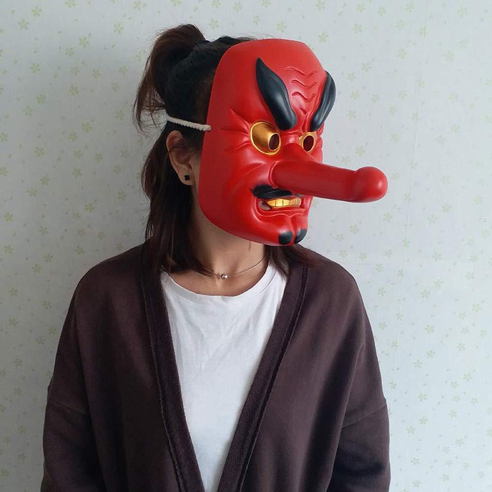 disfraz Tengu japonés