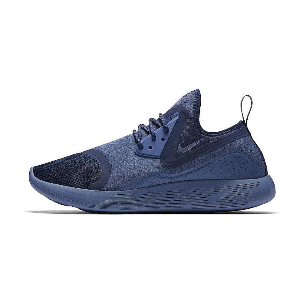Leer espía seda  Buy Nike Lunarcharge Essential 923619 447 Size 12 Blue at Amazon.in