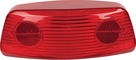 Rear Taillight Lens Ski-Doo select REV models Replaces OEM 510003826 /& 511000315