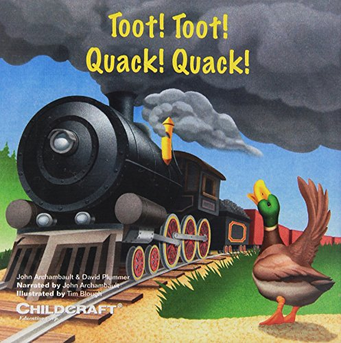 Childcraft Toot! Toot! Quack! Quack! Story and Song CD