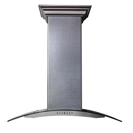 Amazon.com: ZLINE Kitchen and Bath ZLINE 36 in. 760 CFM Wall Mount ...