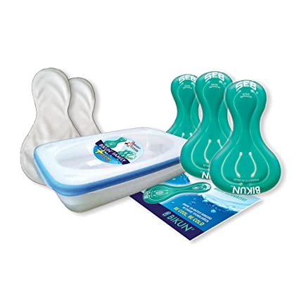 Bikun Family - Cuscinetti gel per Bagni Derivativi: Amazon.it ...