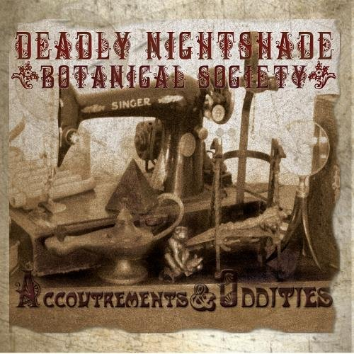 Accoutrements & Oddities: Deadly Nightshade Botanical Society ...