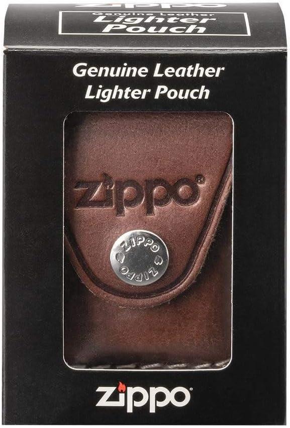 Zippo LPCB - Bolsa de cuero