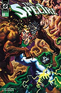 The Spectre (1992-) #7