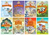Adventures Of Adam Raccoon 8 Volume Set