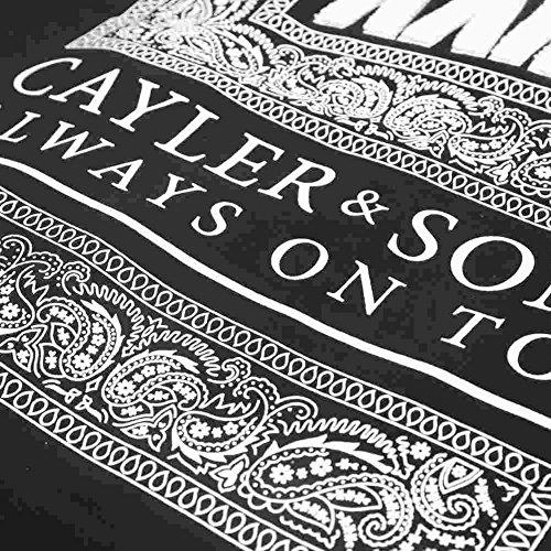 Veste Cayler & Sons – C&S Bl Bumrush noir/blanc taille: M (Medium)
