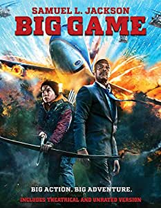 Big Game [Blu-ray]