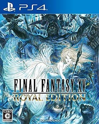 Final Fantasy XV - Royal Edition [PS4] [import Japonais] [video ...