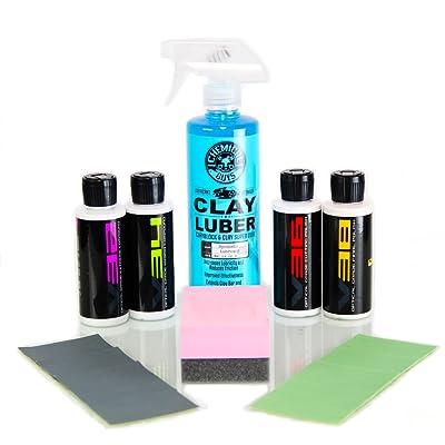 Chemical Guys Flex_443_9 Wet Sanding and Restoration Kit, 32 fl. oz: Automotive