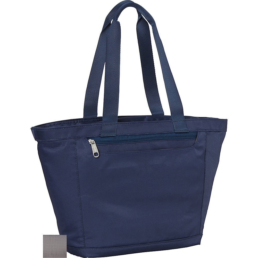 eBags Metro Tote with RFID security (Navy with Grey Interior - LTD)