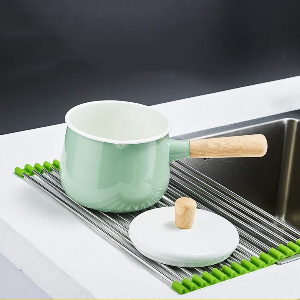 Fregadero desag/üe del fregadero cesta de la piscina desag/üe de la piscina rejilla del fregadero filtro de agua cortina de la cocina plato de desag/üe del tubo de acero inoxidable tubo cuadrado art/ículo