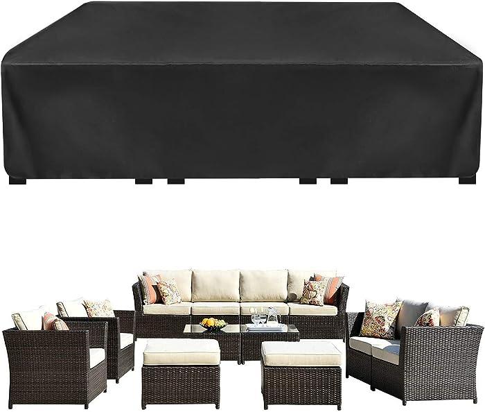 Top 10 Outdoor Furniture Covers Hammock