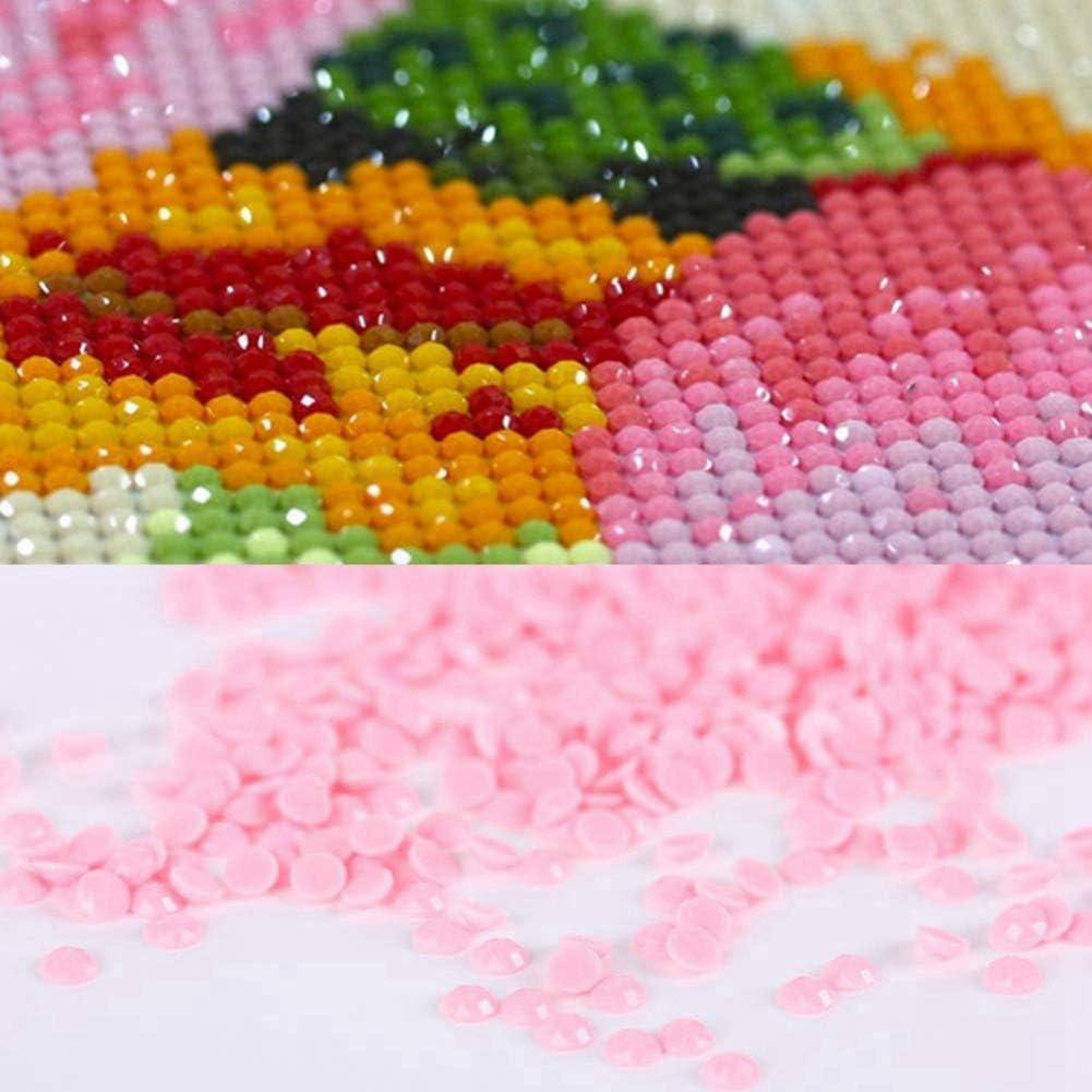 Fairylove DIY 5d Diamant Painting Kit Diamant Broderie Complet R/ésine Point de Croix Peinture Kits Canevas Diamant Peinture Diamant Decoration Tenture Murale pour Adulte Paysage Aurores bor/éales