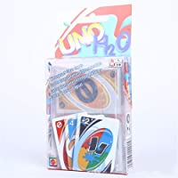 PVC Material Water Free UNO Card Game