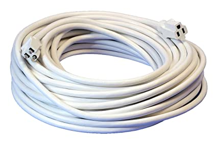 100-Foot 14/3 White Outdoor White Extension Cord - Your Name on Cord ...