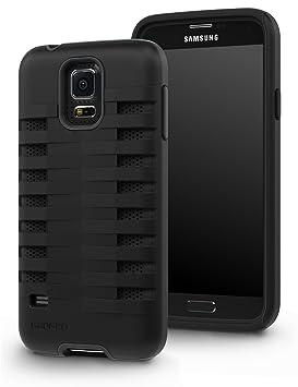 GADGEO Galaxy S5 Carcasa Funda Defender Fuerte Resistente a Impactos Case Cover – Funda Rígida Protectora de Dos Piezas – La Mejor Funda para Samsung ...