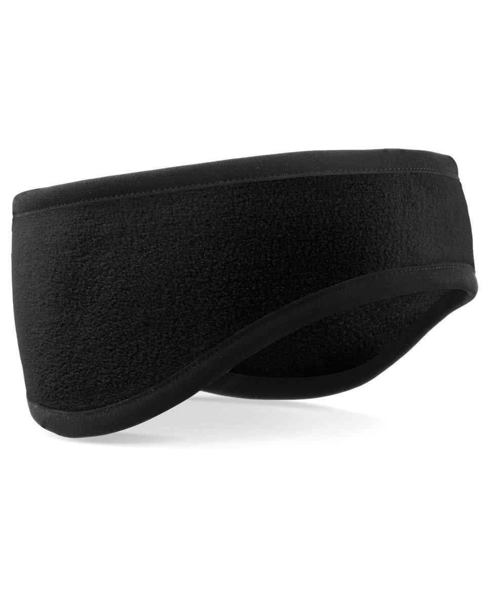 Beechfield B240 Suprafleece Contrast Aspen Headband Beechfield Headwear