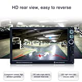 Car Mounted MP5 Player HD 7 inch Card Audio FM