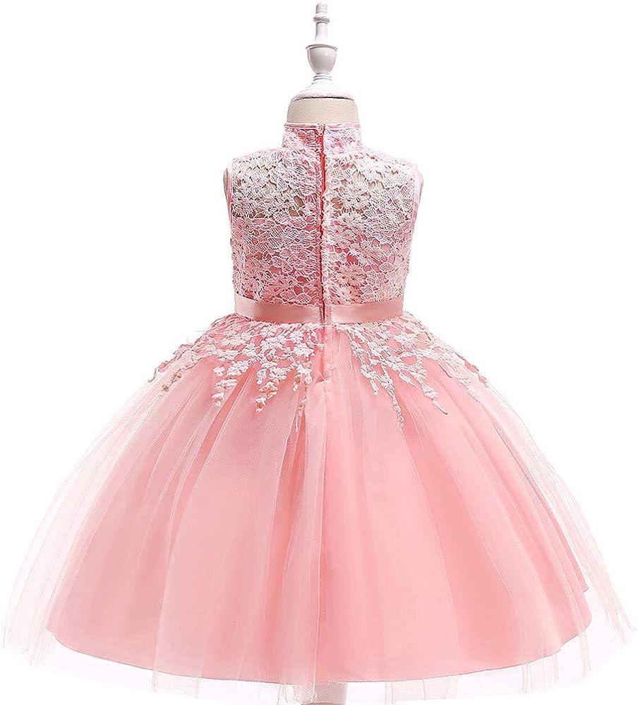 Junior demoiselle d/'honneur satin robe Spa Parti robes de filles Fleur Fille Mariage