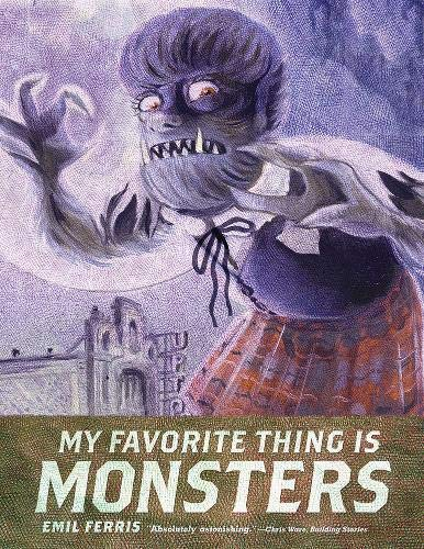 Pdf Graphic Novels My Favorite Thing Is Monsters Vol. 2