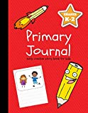 Primary Journal: Early Creative Story Book for Kids, Grades K-2