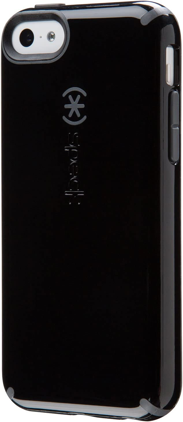 Speck Products iPhone 5c CandyShell Case Plus FACEPLATE - Carrying Case - Black/Slate