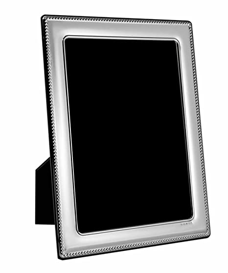 Carrs Silver Bead Lightweight Photo Frame - 10x8 Inch: Amazon.co.uk ...