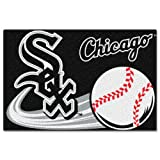 "MLB Chicago White Sox Tufted Rug, 20"" x 30"""