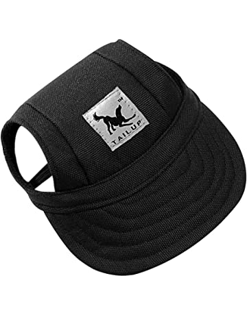 39a9d0b1b99593 Happy Hours Dog Hat, Pet Baseball Cap/Dogs Sport Hat/Visor Cap with